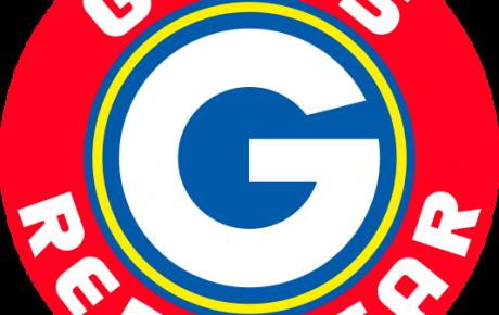 """ゴッツは赤い看板の""""G""""が目印!!!!"""